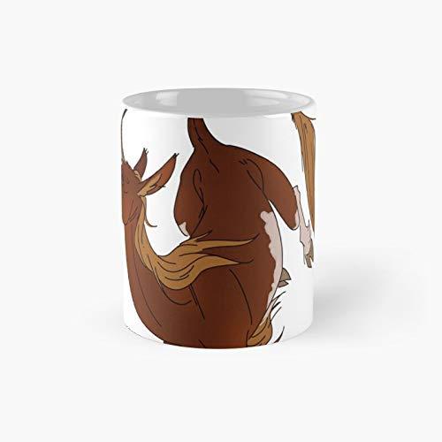 Unicorn Sabino Classic Mug | Best Gift Funny Coffee Mugs 11 Oz