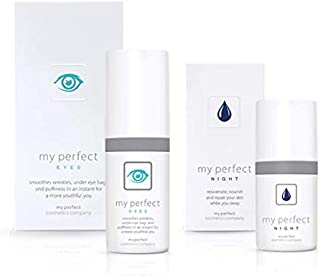 My Perfect Eyes Cream 200 Applications with My Perfect Night Cream