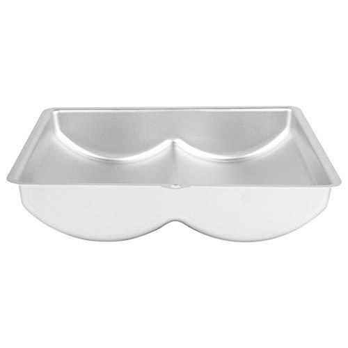 Furnoor Aleación de Aluminio Libro Forma Molde de la Torta Antiadherente Para Hornear Accesorios Decoración Herramienta de Bricolaje Duradero Seguridad e Higiene