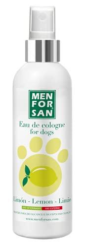 MENFORSAN Agua de Colonia para Perros Limón - 125ml