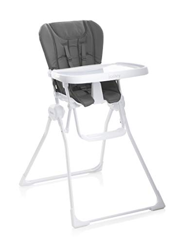 Product Image of the Joovy Nook High Chair, Compact Fold, Swing Open Tray, Charcoal