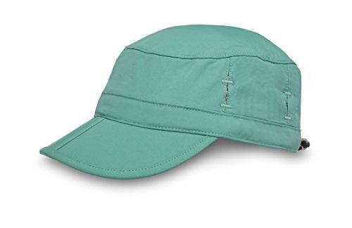 Sunday Afternoons Adult Sun Tripper Cap, Blue Agate, Medium
