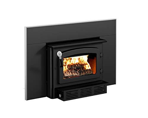 Drolet Escape 1800i Fireplace Wood Insert - 75,000 BTU, EPA-Certified, Model# DB03125