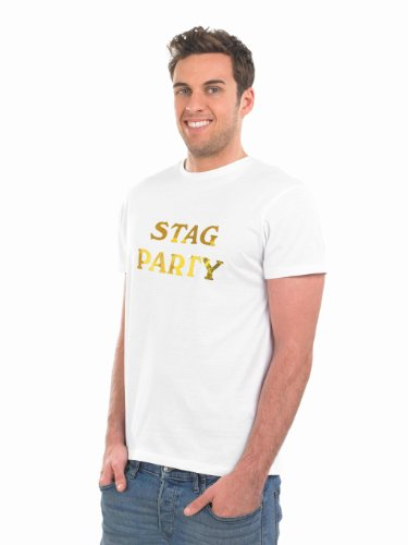 Stag Party Iron On Transfer