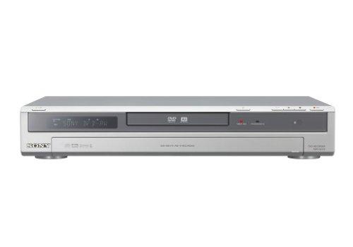 Sony RDR-GX 210 S DVD-Rekorder Silber