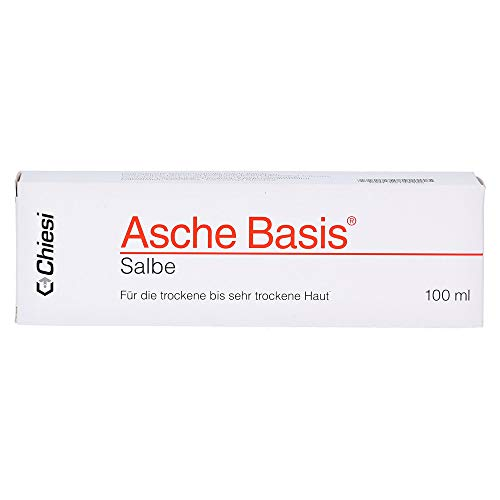 Asche Basis Salbe, 100 ml