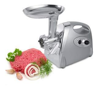 Moedor de Carne Elétrico Meat Grinder 3 Discos BARASA