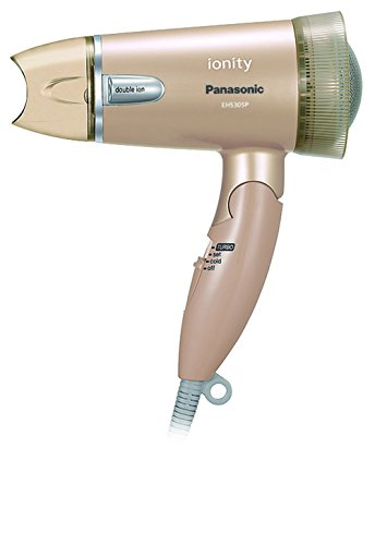 Panasonic Low-Noise IONITY Hair Dryer EH5305P-T Brown | AC100V (Japan Model)