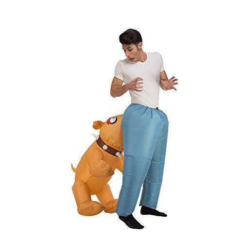 Desconocido My Other Me-204212 Disfraz de perro hinchable unisex, M-L (Viving Costumes 204212)