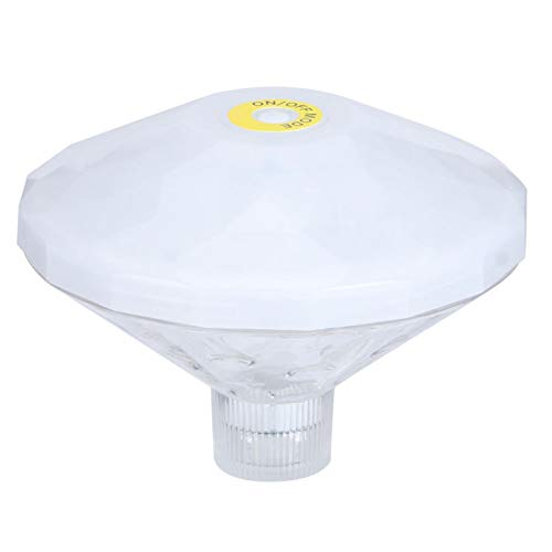 Zwembadlicht, Onderwaterlicht Handig met handleiding voor de meeste mensen voor badkamers Badkuipen Zwembaden