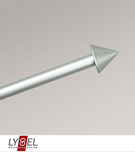 LYSEL® Zierstange VIORA Spitze Länge: 70cm