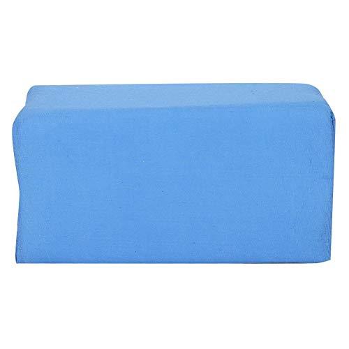 Zijligkussen, veilig te gebruiken bedkussen, kwaliteitsmateriaal voor thuiskantoor(blue)