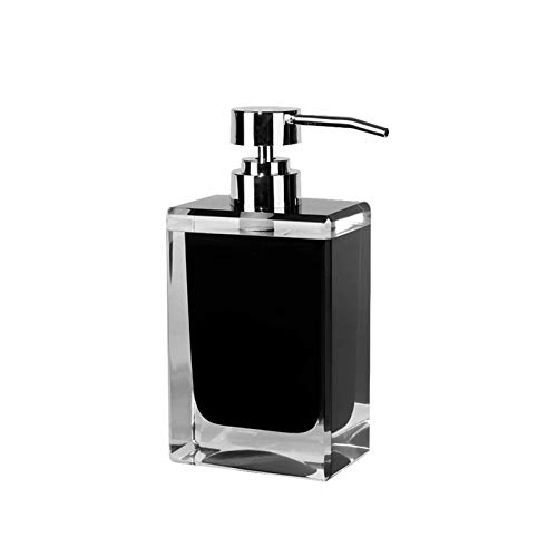 Económico Dispensadores de jabón de encimera Loción Botella de prensa Resina de ducha Botella de gel Dispensador de jabón para baño y encimera de cocina Loción y dispensador de líquidos 200ml / 6.7oz