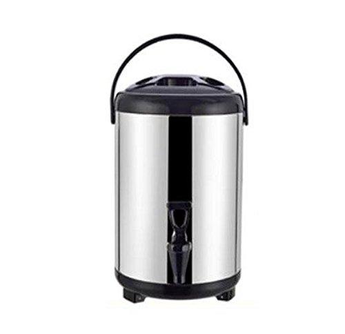 SQL 304 de acero inoxidable doble aislados barril leche tetera máquina de...