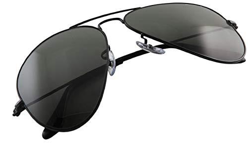 4sold Polarized Gafas de sol en muchos combinaciones clásica Gafas unisex gafas de sol multicolor Silver Frame Silver Mirror
