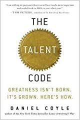 The Talent Code: Unlocking the Secret of Skill in Sports, Art, Music, Math, and Hardcover