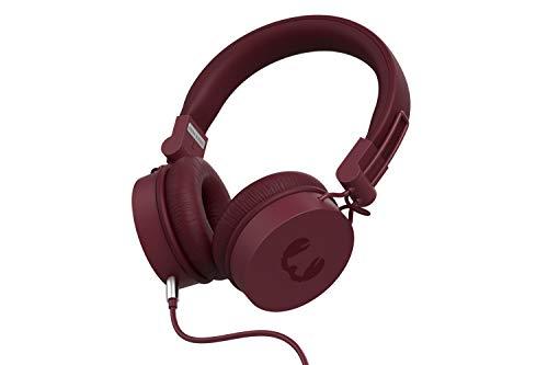 Fresh 'n Rebel Headphones Caps 2 | Kabelgebundene On-Ear Kopfhörer - Ruby Red