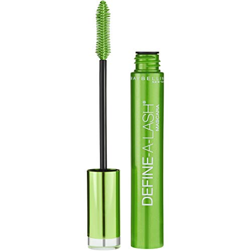 Maybelline New York Define-A-Lash Lengthening Washable Mascara, Very Black. For Washable Definition and Shape in Longer-looking Lashes , 0.22 Fluid Ounce
