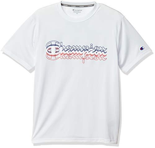 [チャンピオン] SPORTS C VAPOR Tシャツ C3-RS302 メンズ ホワイト M