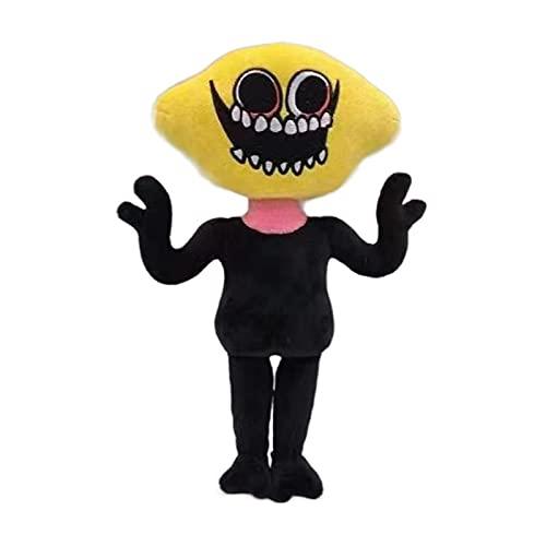 26Cm Lemon Mishap Friday Night Funkin Plush Doll Juego Caliente Cute Cartoon Lemon Monster Plushies Toy Regalo De Cumpleaños para Niños