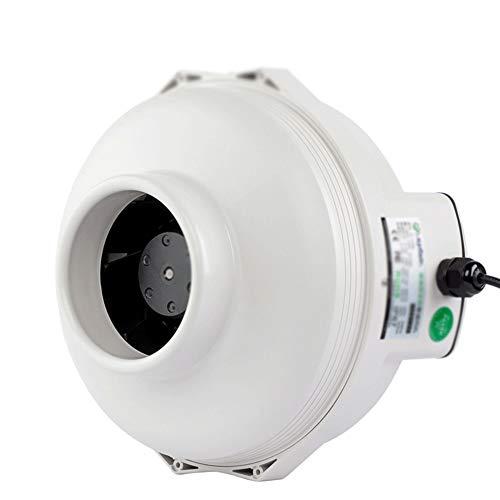 KSW_KKW Grados de Alta y Baja Dos IP67 Puro Turbina de Cobre Externa del Rotor del Motor del Ventilador silencioso del Tubo de Escape de Escape del Ventilador Exterior Extractor Ventilador