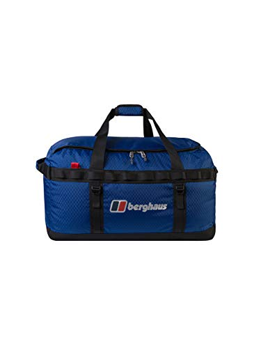 Berghaus Expedition Mule Holdall Unisexe 40, 60, 100 l, Mixte, Deep Water/Jet Black, 60 Litre
