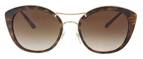 BURBERRY Damen 0BE4251Q 300213 53 Sonnenbrille, Braun (Dark Havana/Browngradient)