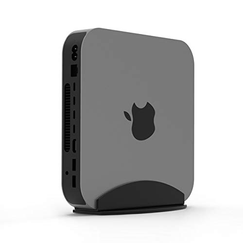 monitor for mac minis Cxmount Desktop Stand for Mac Mini 2010-2020,M1,Vertical Stand Holder