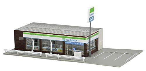 TOMIX Nゲージ コンビニエンスストア ファミリーマート 4270 鉄道模型用品