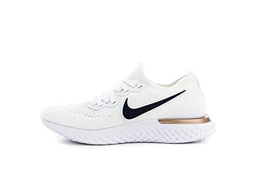 Nike W Epic React Flyknit 2, Zapatillas de Atletismo para Mujer, Multicolor...