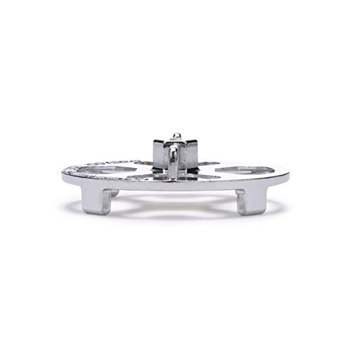 Oatey Oatey-42239 42239, Stainless Steel No-Calk Shower Drain Wrench, 2 Inch