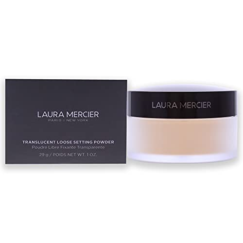 Laura Mercier Loose Setting Powder - Translucent Honey 1oz (30g)