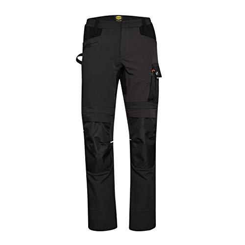Utility Diadora - Pantalon de Travail Carbon pour Homme (EU XS)