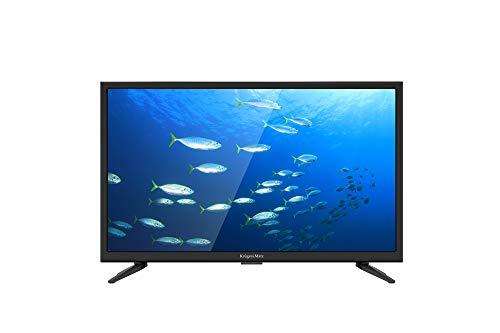 Krüger& Matz KM0222FHD-F 55,88 cm (22 Zoll) Fernseher (DVB-T2/T/C) schwarz