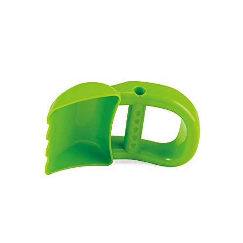 Hape E4073 - Handbagger, Strandspielzeug/Sandspielzeug, grün