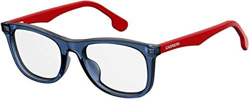 Carrera Junior CARRERINO 63 8RU 47 Gafas de sol, Azul (Blue Redwhte), Unisex Adulto