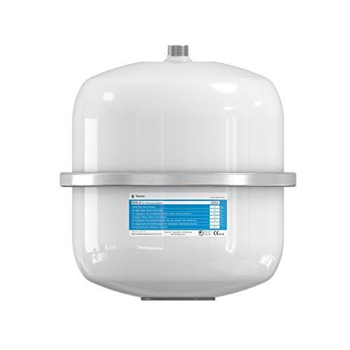 Flamco 24349 Airfix A Ausdehnungsgefäß 12 L, 4 Bar, ausdehnungsgefäß wasser für Brauchwasseranlagen, weiß