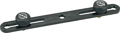 Konig & Meyer 23550-300-55 200mm Microphone Bar - Black