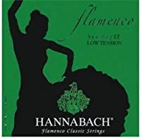 HANNABACH/クラシックギター弦 Flamenco/SET827 緑 LT ローテンション