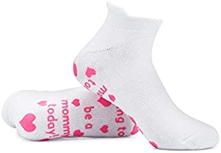 Labor Delivery Hospital Non Skid Push Socks By Baby Be Mine Maternity Pregnancy Pregnant..