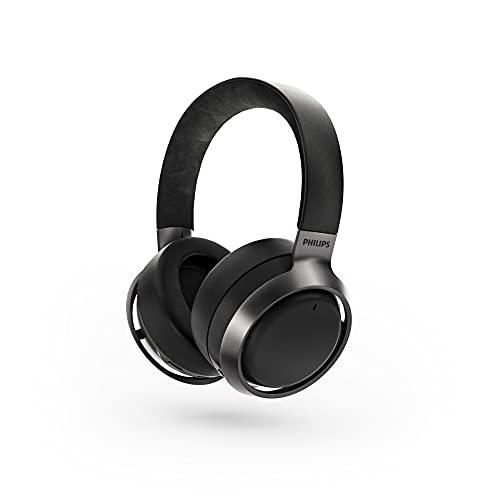 Philips Fidelio Kabellose Over-Ear-Kopfhörer Geräuschunterdrückung Pro+