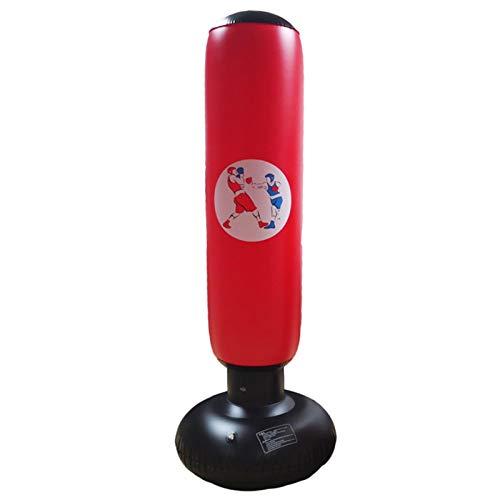Exuberanter Standboxsack PVC Sofortiger Rückprall Dekompression Aufblasbare Boxsäule Boxsack Für Kinder Erwachsene, 120CM / 150CM