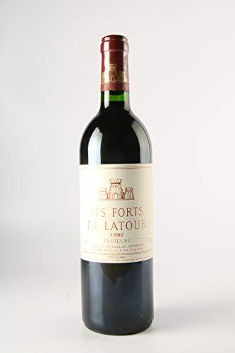 LES FORTS DE LATOUR 1992 - Second vin