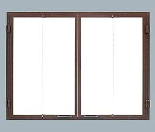 Best monessen fireplace glass doors Reviews