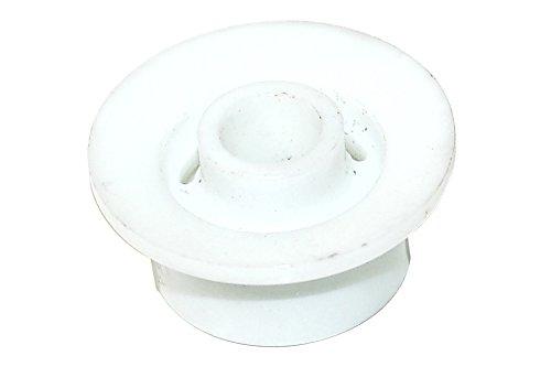 Ariston C00040993 - Cesta para lavavajillas/MGD/Proline Scholtes Lavavajillas Lower Basket Wheel