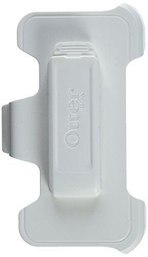 OtterBox Belt Clip Holster Replacement for Otterbox Defender Case Cover for iPhone SE (1st Gen - 2016), iPhone 5S, iPhone 5 - White