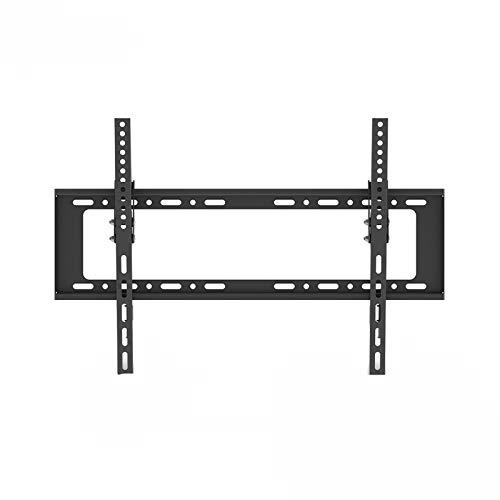 Soporte de pared para TV de 65 pulgadas, soporte de pared Ps4, soporte de pared Sony Bravia TV, compatible con TV VESA de 600 x 400 mm, 100 libras, 81 - 70 pulgadas con nivel de alcohol