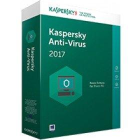 Kaspersky Anti-Virus - Erneuerung der Abonnement-Lizenz (2 Jahre)