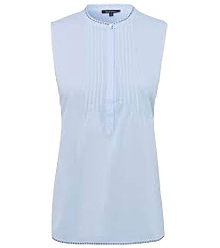 Marc O'Polo Damen M04098040027 Bluse, Blau (Light Blue 836), 40