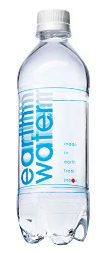 【美容健康をサポート】earthwater/アースウォーター500ml【美容と健康を考えた新しいタイプのミネラルウォーター】 (12本)
